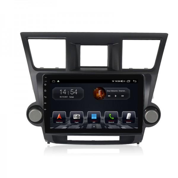 Штатная магнитола Abyss Audio QS-0134 для Toyota Highlander XU40 2007-2014