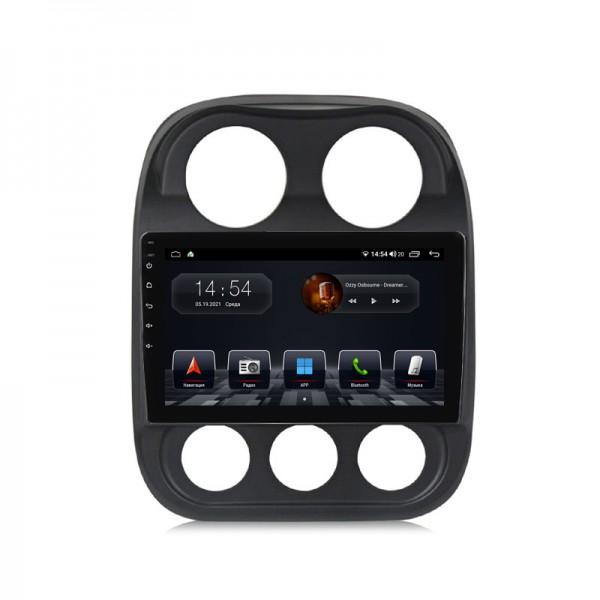 Штатная магнитола Abyss Audio QS-0180 для Jeep COMPASS 2010-2016