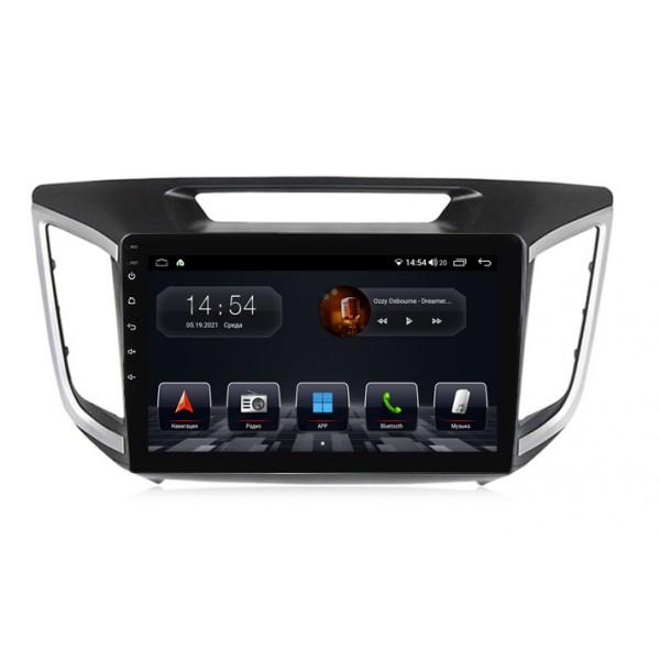 Штатная магнитола Abyss Audio QS-0215 для Hyundai Creta / IX25 2015-2017