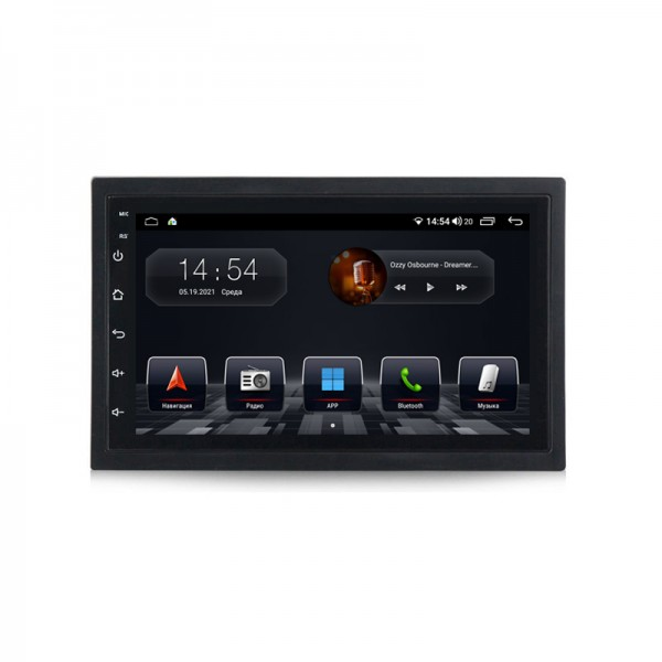 Универсальная 2 din магнитола Abyss Audio QS-5700 для Universal Universal