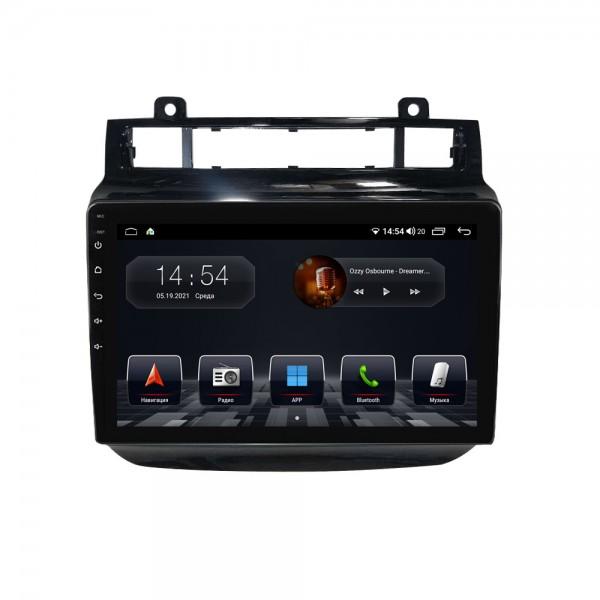 Штатная магнитола Abyss Audio QS-9110 для Volkswagen Touareg NF 2011-2017
