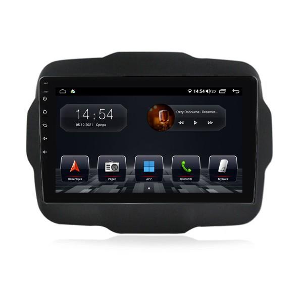 Штатная магнитола Abyss Audio QS-9179 для Jeep RENEGADE 2016-2018