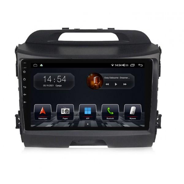Штатная магнитола Abyss Audio QS-9192 для KIA SPORTAGE 2010-2012
