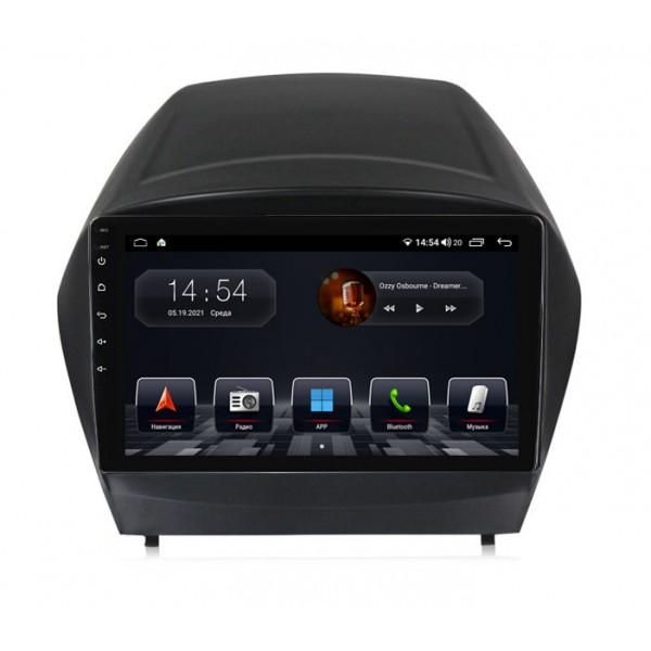 Штатная магнитола Abyss Audio QS-9207 для Hyundai IX35 2011-2015