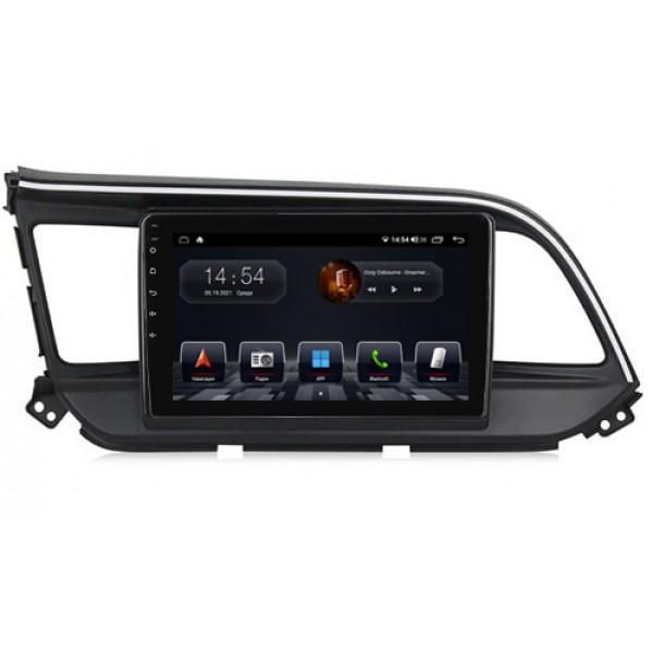 Штатная магнитола Abyss Audio QS-9211 для Hyundai Elantra 2014-2016