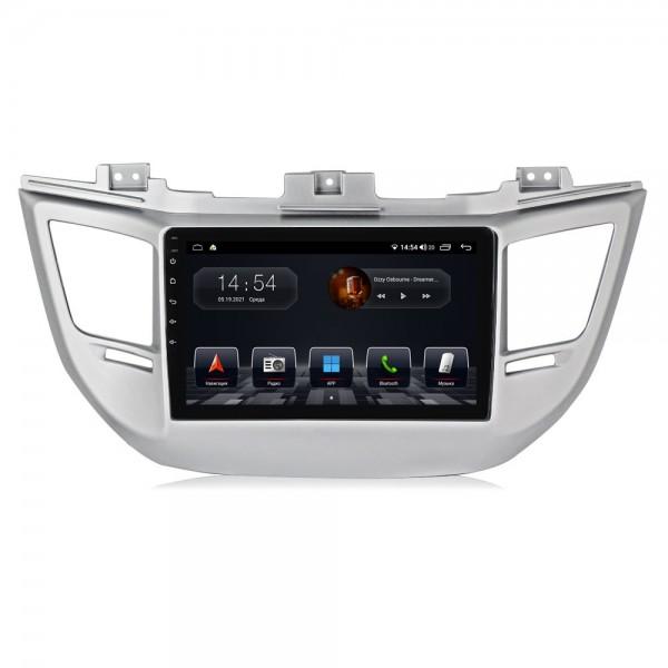 Штатная магнитола Abyss Audio QS-9214 для Hyundai TUCSON / IX35 2015+