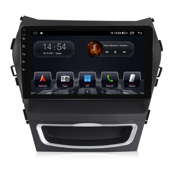 Штатная магнитола Abyss Audio QS-9216 для Hyundai Santa Fe / IX45 2013-2017