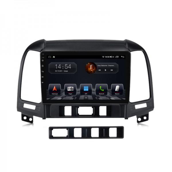 Штатная магнитола Abyss Audio QS-9220 для Hyundai Santa Fe 2006-2012
