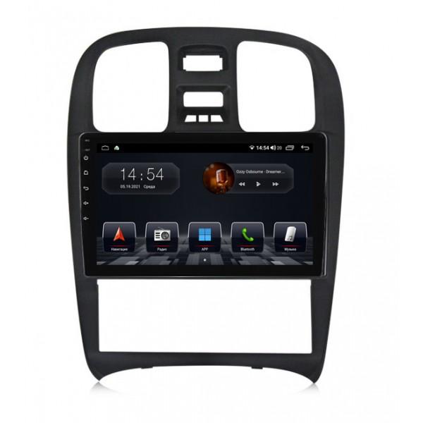 Штатная магнитола Abyss Audio QS-9224 для Hyundai Sonata 2003-2009