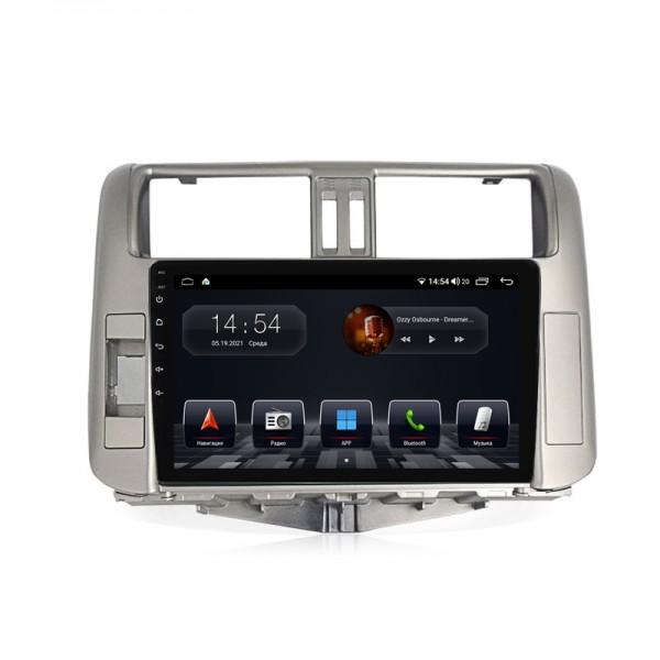 Штатная магнитола Abyss Audio QS-9145 для Toyota PRADO J150 2011-2013