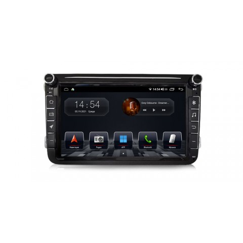 Магнитола для Volkswagen Passat, Golf, Jetta, Tiguan, Touran, Polo, Amarok, Caddy, T5, T6, Beatle, EOS от Abyss Audio QS-8102