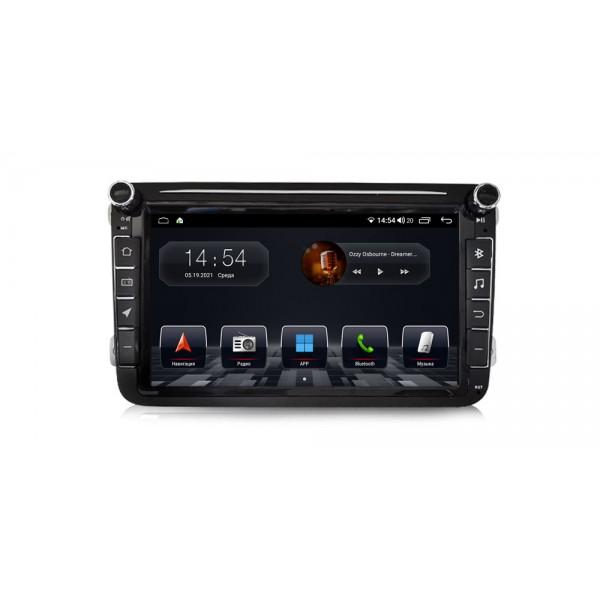 Штатная магнитола Abyss Audio QS-8102 для Volkswagen Passat, Golf, Jetta, Tiguan, Touran, Polo, Amarok, Caddy, T5, T6, Beatle, EOS