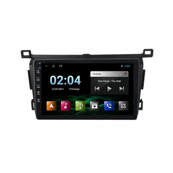 Штатная магнитола Abyss Audio SE-0122 для Toyota RAV4 XA40 2013- 2018