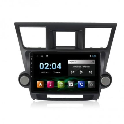 Штатная магнитола Abyss Audio SE-0149 для Toyota Highlander XU40 2011-2015