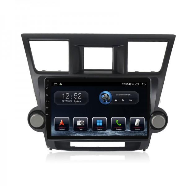 Штатная магнитола Abyss Audio MP-0134 для Toyota Highlander XU40 2007-2014
