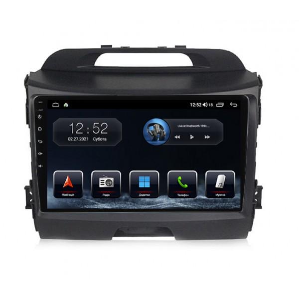 Штатная магнитола Abyss Audio MP-9192 для KIA SPORTAGE 2010-2012