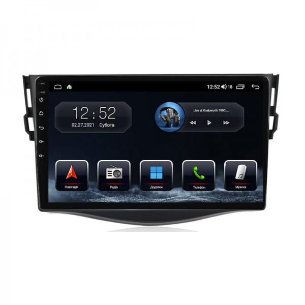 Штатная магнитола Abyss Audio MP-0135 для Toyota RAV4 XA30 2006-2012