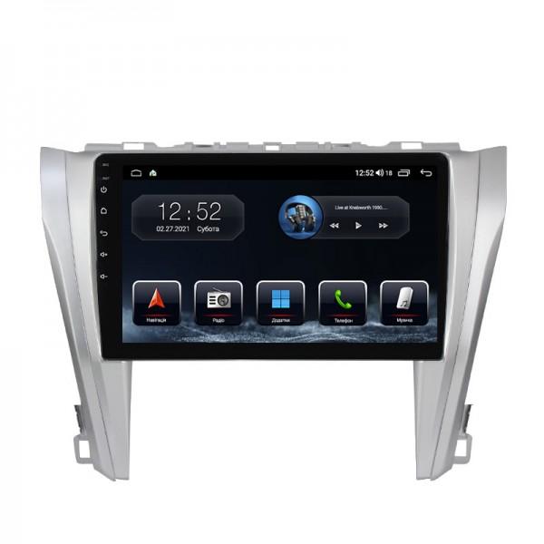 Штатная магнитола Abyss Audio MP-0125 для Toyota Camry V50 2012-2014