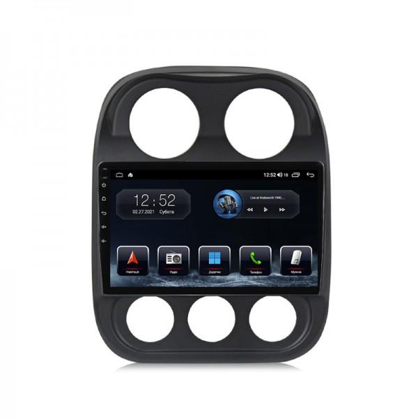 Штатная магнитола Abyss Audio MP-0180 для Jeep COMPASS 2010-2016