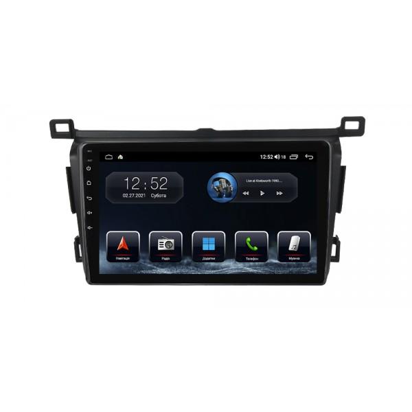 Штатная магнитола Abyss Audio MP-0122 для Toyota RAV4 XA40 2013- 2018