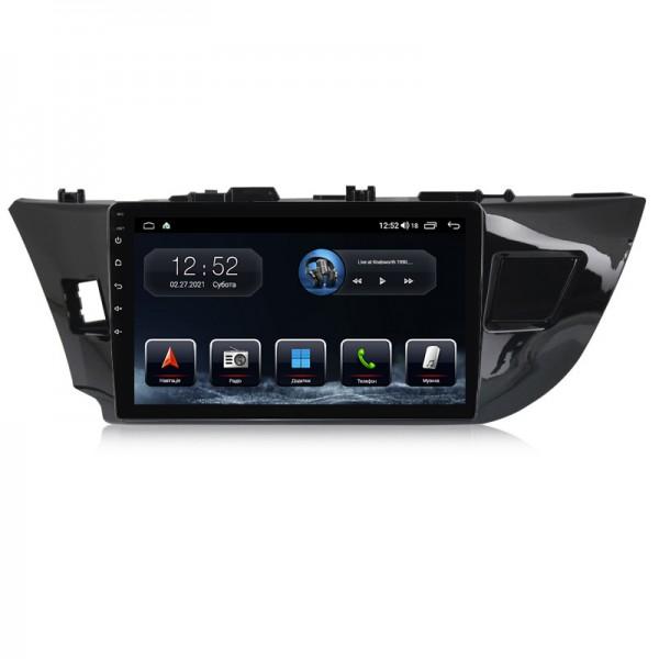 Штатная магнитола Abyss Audio MP-0123 для Toyota Corolla 2014-2016