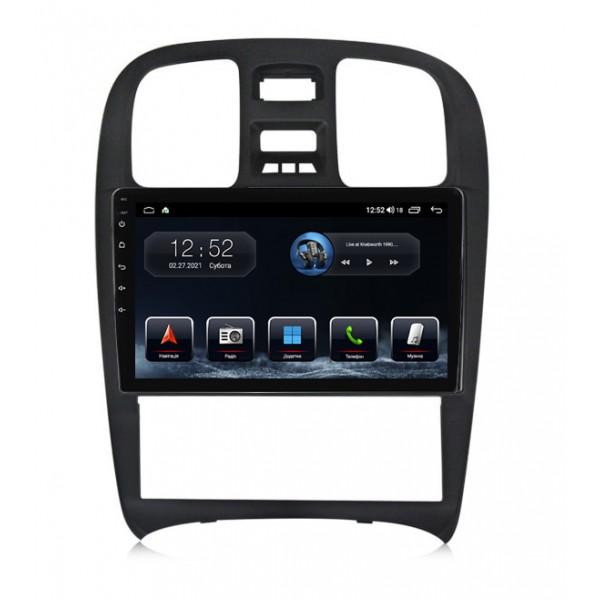Штатная магнитола Abyss Audio MP-9224 для Hyundai Sonata 2003-2009