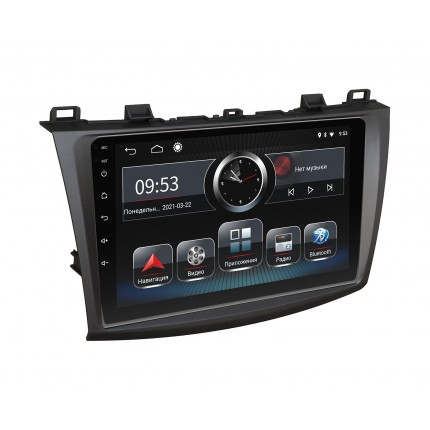 Штатная магнитола Incar PGA-0231 для Mazda 3 2009-2013