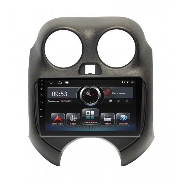Штатная магнитола Incar PGA-6225 для Nissan Micra 2010–2013