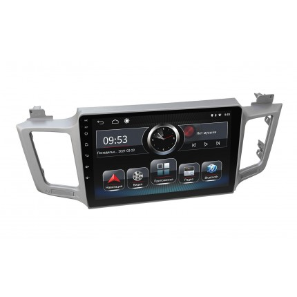 Штатная магнитола Incar PGA-2312 для Toyota RAV4 2020+