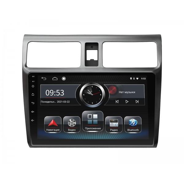 Штатная магнитола Incar PGA-0704 для Suzuki Swift 2004-2010