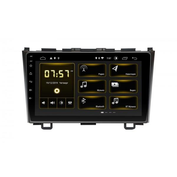 Штатная магнитола Incar DTA-0110 для Honda CRV 2007-2011