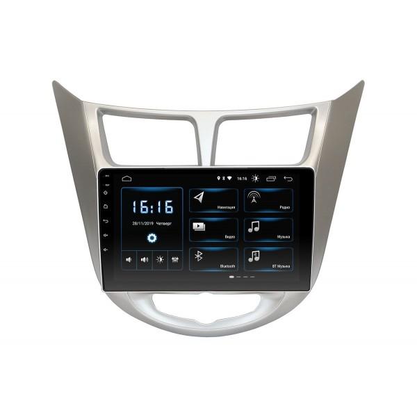 Штатная магнитола Incar XTA-9301 для Hyundai Accent 2011+