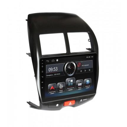 Штатная магнитола Incar PGA-1075 для Mitsubishi ASX 2010-2013