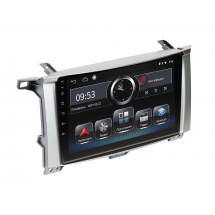 Штатная магнитола Incar PGA-2325 для Toyota Land Cruiser 100 (J105) 2003–2008
