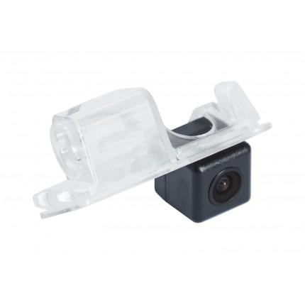 Штатная камера заднего вида Swat VDC-046 для Volkswagen Golf VI, Scirocco, Audi R8, Porsche Cayenne II, 911