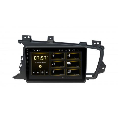 Штатная магнитола InCar для Kia Optima K5 2011-2015 (модель (DTA-0240)
