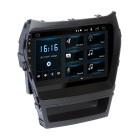 Штатная магнитола InCar для Hyundai Santa Fe (IX45) 2013+ (модель (XTA-2409)