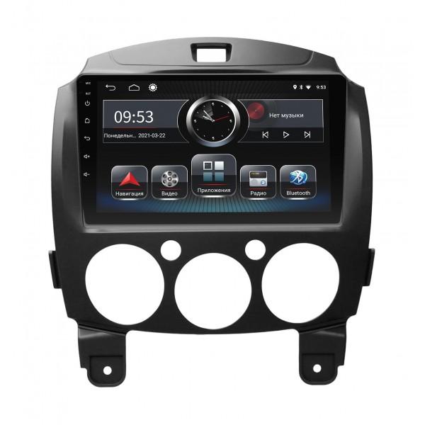 Штатная магнитола Incar PGA-0235 для Mazda 2 2007-2014