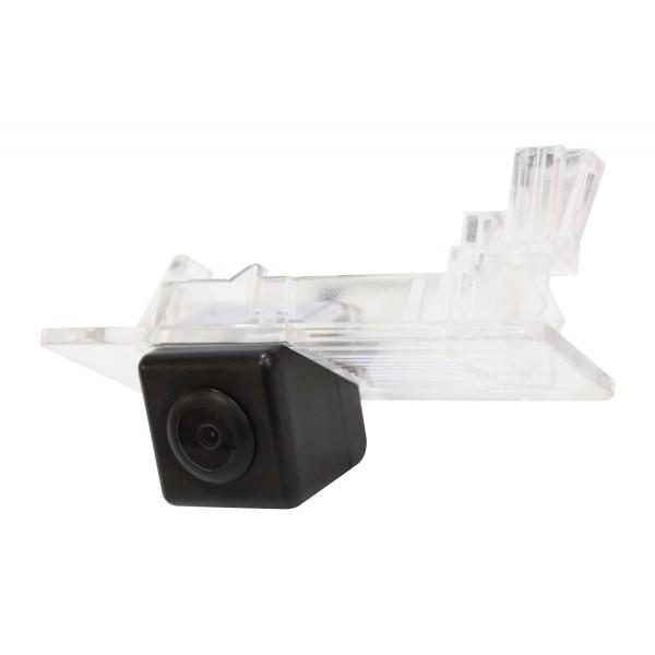 Штатная камера заднего вида Incar VDC-112w Volkswagen Polo V 4D, Touareg II (2010+), Touran II (2010+)