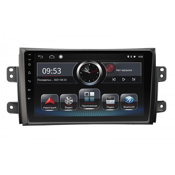 Штатная магнитола Incar PGA-0703 для Suzuki SX4 2007-2013
