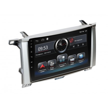 Штатная магнитола Incar PGA2-2314 для Toyota Land Cruiser 100 (J105) 2003–2008