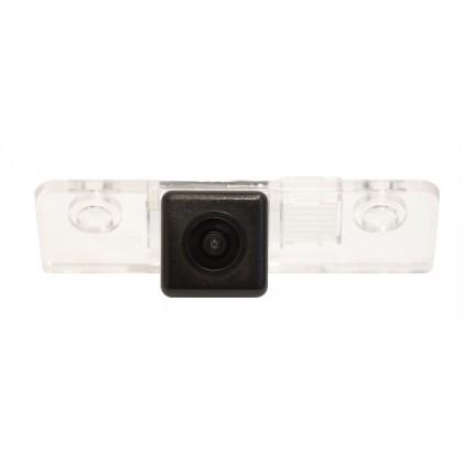 Штатная камера заднего вида Swat VDC-010 для Skoda Octavia A5, Roomster, Ford Fiesta, Fusion
