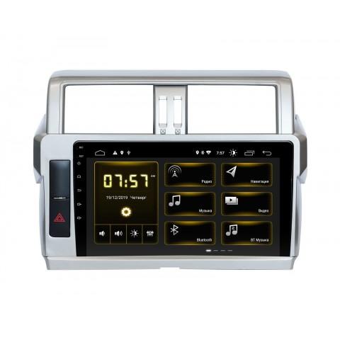 Штатная магнитола InCar для Toyota LC Prado 150 2014-2017 (модель (DTA-2208)