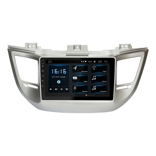 Штатная магнитола Incar XTA-2404 для Hyundai Tucson 2015+