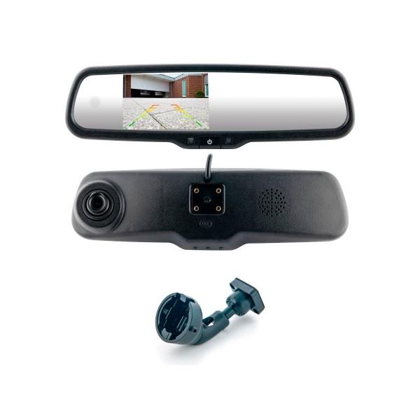 Зеркало заднего вида с регистратором SWAT VDR-VW-12