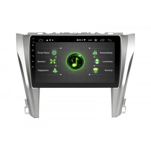 Штатная магнитола InCar для TOYOTA Camry 55 2015-2016 (модель (DTA-1120)