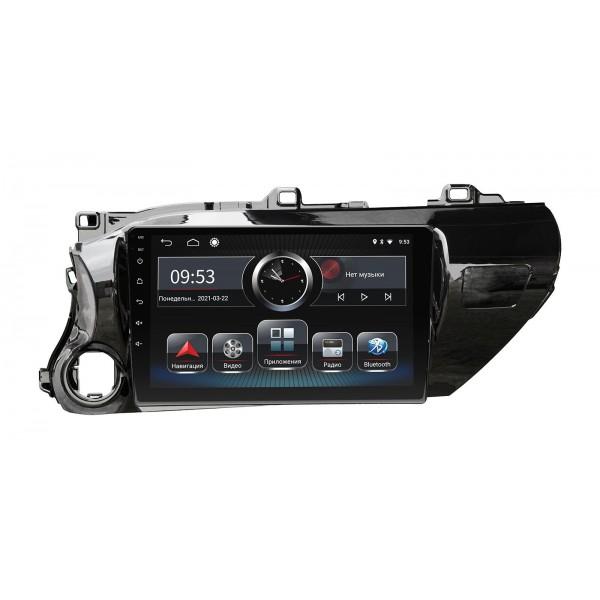 Штатная магнитола Incar PGA-2320 для Toyota Hilux 2015+