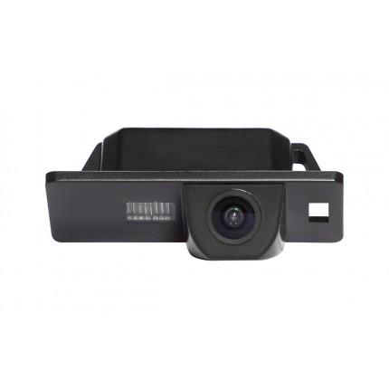 Штатная камера заднего вида Incar VDC-113B для Audi A1, A4, A5, А6, А7, Q3, Q5, ТТ, VW Polo Sedan, Multivan T6