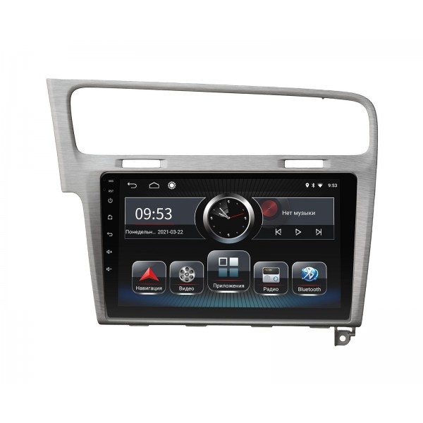 Штатная магнитола Incar PGA2-1079 для Volkswagen Golf VII 2012+