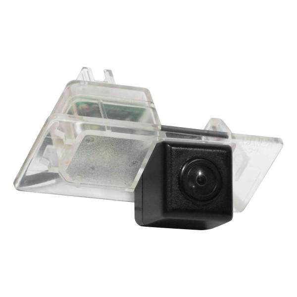 Штатная камера заднего вида Swat VDC-113 для Audi A1, A4, A5, А6, А7, Q3, Q5, ТТ, VW Polo 4D Sedan, Multivan T6